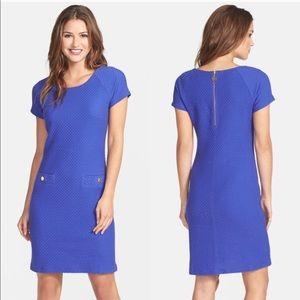 Lilly Pulitzer Coco shift dress/ indigo/ M
